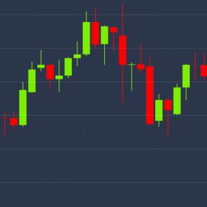 Bitcoin Tracks Stocks Up to $7.4K Before Sliding Back to $7.1K