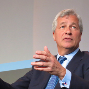 JPMorgan CEO Dimon Says Crypto Companies 'Want to Eat Our Lunch'