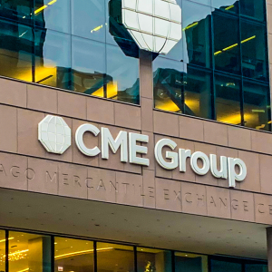 CME Rises in Bitcoin Futures Rankings as Institutional Interest Grows