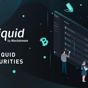 Blockstream Launches Security Token Platform on Bitcoin Sidechain
