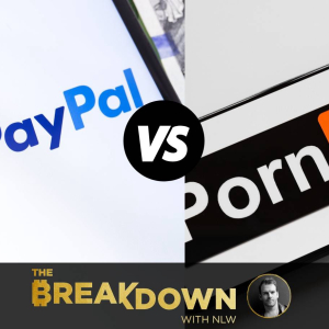 Will Mass Adoption Be More PayPal or Pornhub?