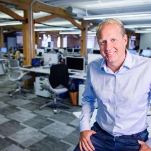 Banking Veteran Takes Over Stellar Startup as CEO Joins Spin-Out