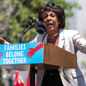 Rep. Maxine Waters Says US Can't Let Facebook's Libra 'Compete With the Dollar'
