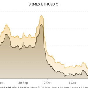 BitMEX Ether Futures Trading Contracts Fall by Half in Wake of U.S. Charges