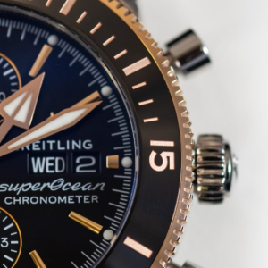 Breitling Goes Live With Ethereum-Based System to Put All New Watches on the Blockchain