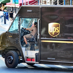 UPS Eyes Blockchain in Bid to Track Global Shipping Data