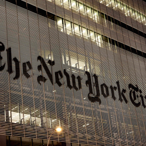 New York Times Confirms It's Using Blockchain to Combat Fake News