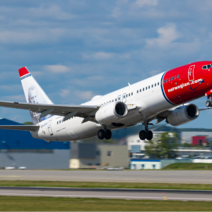 Norwegian Air Could Allow Customers to Pay for Flights in Crypto This Spring