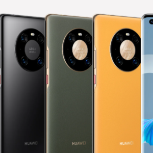 Huawei's Mate 40 Phone to Ship With Digital Yuan Wallet