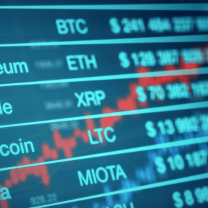 Crypto-Market Top Weekly Performers: Bitcoin, Ethereum, XRP, Stellar, Tezos, Binance