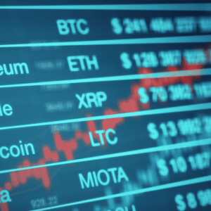 Altcoins Fall from $100 Billion MCap – Will XRP, Ethereum and Litecoin Hold Support?