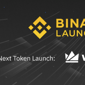 Binance Announces the Launch of WazirX (WRX) Token on Binance Launchpad