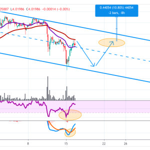 Chainlink Price Analysis: LINK Trading In Huge Downtrend, Possible V-Formation