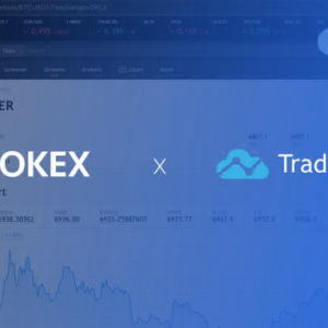 OKEx and TradingView — With Over 3 Million Users, Strategically Join Hands