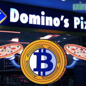 Bitcoin: Domino's France is Giving Away €100,000 Worth of BTC; Here's Why!
