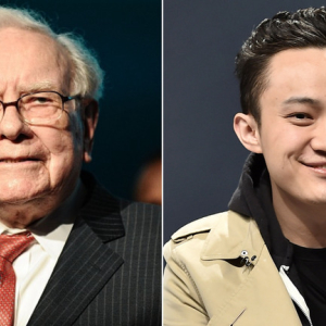 "No ""Bitcoin Chit-Chat"" Over Dinner With Justin, Warren Buffet Still Against Crypto"