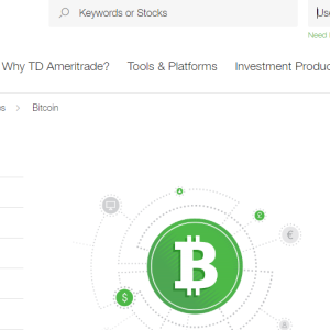 Breaking – Trillion US Brokerage Giant TD Ameritrade Begins Bitcoin Futures Trading