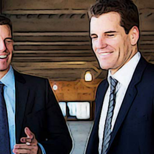 'Cryptocurrency is not Going Away': Winklevoss Twins Talk About the Early Days in Bitcoin