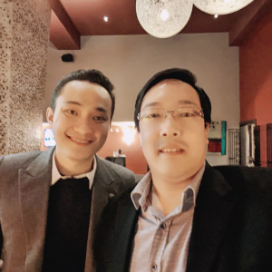 "Tron CEO Justin Sun Holds ""Secret Meeting"" With Litecoin (LTC) Founder"
