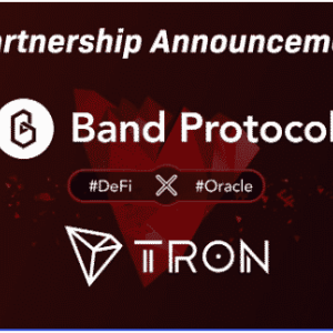 TRON Strategically Partners With Band Protocol For Scalable Oracle Technology & Extensive Integrations