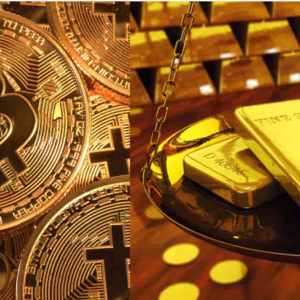 Bitcoin and Gold Bounces Back with a Dip in Stocks, Will the Trend Continue?