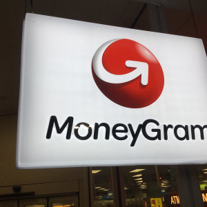 Ripple-Invested MoneyGram's Stock is Down 26%
