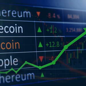 Crypto-Market Update: BTC Dominance at 63%; Alts XRP, ETH Test 1-Year Support