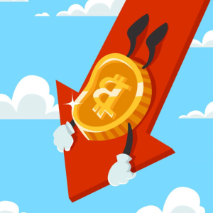 Bitcoin usage plunges to a two-year low, a massive downside movement expected.