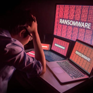 US hospital faces a ransomware attack during the global pandemic.