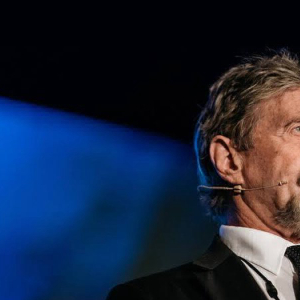 "John McAfee plans to support ""Epstein Didn't Kill Himself"" in his own way, launching cryptocurrency"