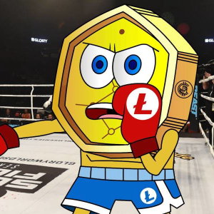 Litecoin: The Official Cryptocurrency for GLORY Kickboxing