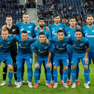Russian soccer club Zenit St. Petersburg creates collectible blockchain cards for their players.