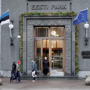 Estonia's central bank tests if blockchain can support a digital euro.