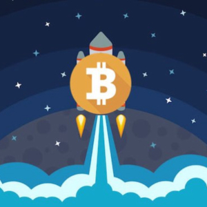 Bitcoin continues to rise as the price surges towards $9,000.