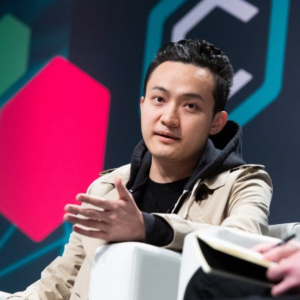 "TRON founder Justin Sun talked some ""secrets"" with Charlie Lee."