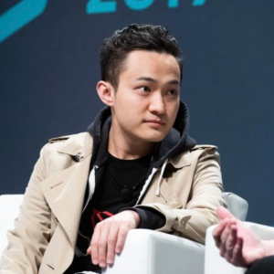 Justin Sun congratulates Ethereum on its achievements in 2019.