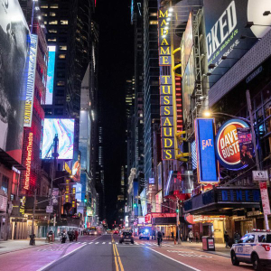 New York sees a drop in the number of new COVID 19 cases