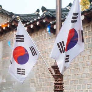 Major South Korean bank KB Kookmin partners with crypto firms.