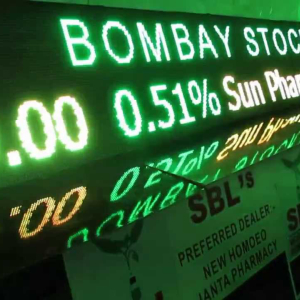 Indian BSE Sensex shines, Nifty reclaims 9,000 mark | Bitcoin also rises