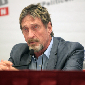 Latest Video by John McAfee: Government is taking away your freedom
