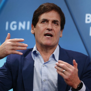 Mark Cuban questions how a bitcoin economy would work, agrees on BTC as a store of value.