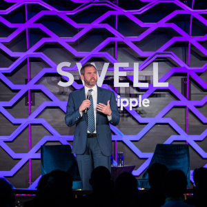 Ripple surpasses 300 customers, CEO says 2019 has been the best year so far