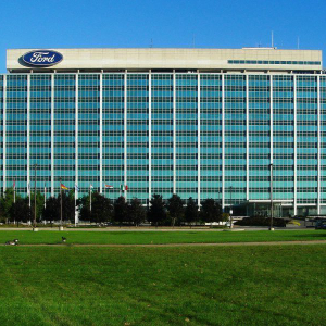 Ford is using blockchain technology to test energy-efficient vehicles