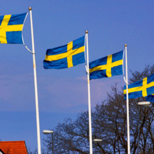 Sweden plans to rollout its centralized digital currency.