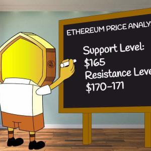 ETH to USD: Ethereum Price Analysis, Chance of Crash?