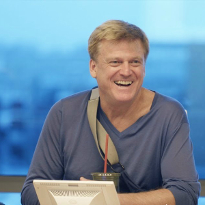 Overstock CEO Patrick Byrne claims that America is going to see the biggest scandal in the country's history