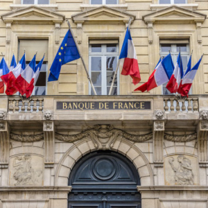 The Central Bank of France carries out a successful digital euro trial.