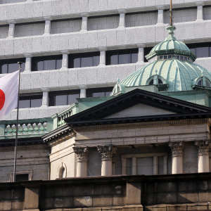 Bank of Japan publishes a report on CBDC.