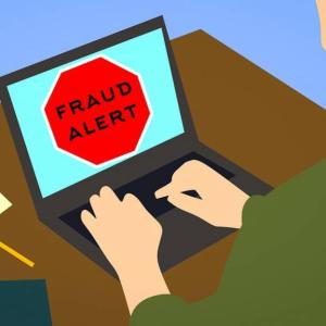 Alert: Fake Mirror website promoting bitcoin scams