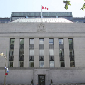 The Bank of Canada reports positive development on CBDC.
